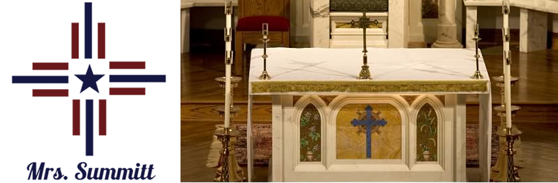Must Bookmark Catholic Sites, News Services and Shops   Mrs